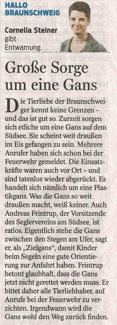Glosse BS Zeitung 24.01.2018