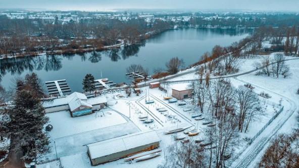 Südsee im Winter